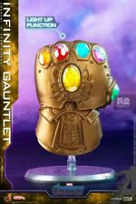 HOTTOYS Infinity Gauntlet With LED COSBABY COSB571 Advangers End Game Mini Toys