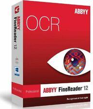 ABBYY FineReader pro 12 for Mac Full Version - fast shipping