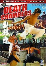 Death Chambers Aka Shaolin Temple - Hong Kong Kung Fu Martial Arts Action movie