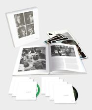 The Beatles Self Titled 7 Disc + Blu-ray New CD Box Set White Album Super Deluxe