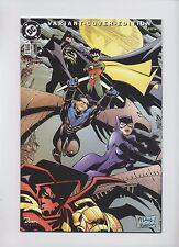 BATMAN # 10 - VARIANT-COVER-EDITION - DIE SEUCHE - DINO VERLAG 1998 - TOP