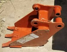 Ditch Witch A222 Backhoe 12 Trenching Bucket