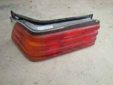 MERCEDES SL 129 300SL 500SL 600SL SL500 TAIL LIGHT LEFT DRIVER 90-95