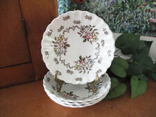J. & G. Meakin England Classic White CHATSWORTH Berry Bowls ~ Four