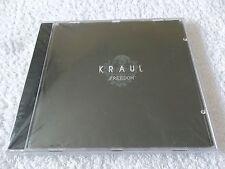 RARE New & Sealed, KRAUL - Freedom (If You,Odium), CD EP 2004, Pearl Jam Nirvana