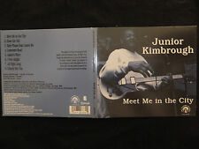 CD JUNIOR KIIMBROUGH / MEET ME IN THE CITY /
