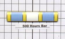 New York City Auxiliary Police 500 Hours of Service Citation Bar