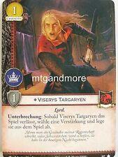 A Game of Thrones 2.0 LCG - 1x Viserys Targaryen dt.  #167 - Base Set - Second