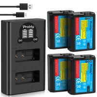 NP-FW50 Battery or Charger for Sony A6500 A6300 A6000 A5100 A5000 A7R A7S  RX10