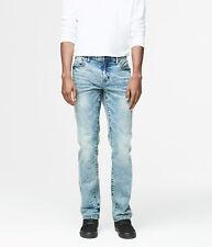 aeropostale mens final sale - slim straight light wash reflex jean