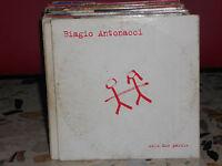 BIAGIO ANTONACCI - SOLO DUE PAROLE  - cd singolo promozionale 2002 USATO