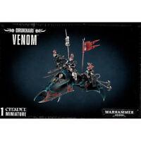 Drukhari / Dark Eldar Venom - Warhammer 40k - Brand New! 45-18