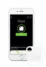 New Tile 2nd Gen Slim - Bluetooth Tracker Key Item Finder Crowd GPS Tracker App