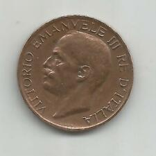 15T) ITALY 5 CENTESIMI 1922.R - COPPER - XF/MBC