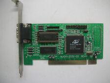 Avance Logic ALG2032 6309001 9616G PCI