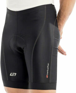 Bellwether Criterium Mens Cycling Short Black Large Includes Ultra Chamois