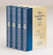 The Interlinear Bible: Hebrew - English by Hendrickson Publishers Inc (Hardback, 2005)