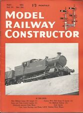 MODEL RAILWAY CONSTRUCTOR MAGAZINE - MAY 1954