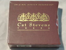 Cat Stevens MFSL Numbers/Izitso/Back to Earth, Sealed Box Low # 0000078