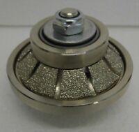 E10 10mm Bevel / Chamfer Diamond Profile Router Bit Stone Granite Marble M14