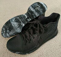 Nike Kyrie 3 Marble BlackOut Edition Basketball Shoes Men's Size 10 852395-005