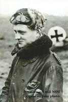 Red Baron PHOTO Manfred von Richthofen World War I German Fighter Pilot