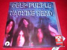 Deep Purple - Machine Head + Poster, Hörzu SHZE 344 Vinyl LP 1972