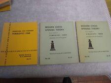 Vinkovci 1968-Chess Player #82-MB#6-Vintage Allan Troy Chess Book