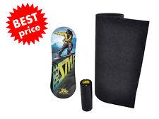 Trickboard Freestyler  +  Roller + Carpet - Indo Board Rollerbone Balance GLS