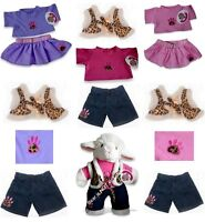 Teddy Bear Clothes fit Build a Bear Teddies Leopard Paw Outfit Bears Clothing