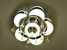 Modern 50cm  LED Ceiling Chandelier Living room Bedroom Lights cool white 6000k