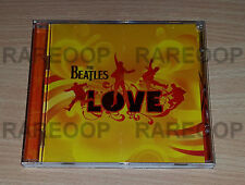 LOVE by Cirque du Soleil / The Beatles (CD, 2006, EMI) MADE IN ARGENTINA
