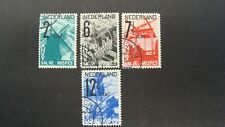 Netherlands Scott# B54-7 Used Vf Lot# 72108