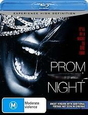 PROM NIGHT - BRAND NEW & SEALED BLU RAY (BRITTANY SNOW)
