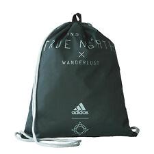 ADIDAS x Wanderlust Find Your True North Gym Trainer Bag Night Green Mint Yoga