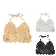 Cotton Regular Size Bikini Tops for Women