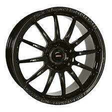 4 x Team Dynamics Pro Race 1.2 Gloss Black Alloy Wheels -