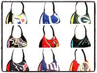 "NFL Blowout Logo ""Big Logo"" Purse / Shoulder Bag - Pick Your Team"