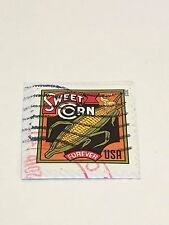Stamp, USA, FOREVER, Sweet Corn, 2015