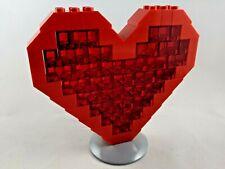BrickCrafts Build-Your-Own LEGO® Valentine Heart ❤️