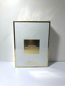 Tom Ford White Patchouli Eau De Parfum Vaporisateur Spray 1.7oz/50ml-New Sealed