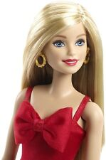 2015 Barbie Holiday Surprise Doll---DMN87
