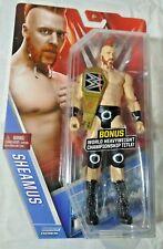WWE SHEAMUS Basic Series 59 Wrestling Action Figure BONUS HEAVYWEIGHT BELT W26