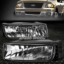 FOR 03-06 FORD EXPEDITION U222 SUV CRYSTAL LENS OE BUMPER DRIVING FOG LIGHT LAMP