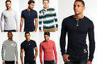 New Mens Superdry Tops Selection Various Styles & Colours