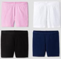 Girls' Tumble Shorts - Cat & Jack - Pink Navy Black White - Under Dresses/ Skirt