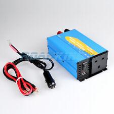 24v 600w Inverter Modified Sine Wave | 24 Volt 600 Watts Truck Voltage Converter