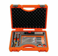 Power-Tec Plastic Welding Tool Kit Weld Repair Broken Plastic Parts With Case