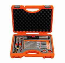 POWERTEC PLASTIC WELDING TOOL KIT WELD REPAIR BROKEN PLASTIC PARTS