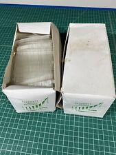 2 Boxes Of 5000 Amram Tagging Gun tags 5� Long